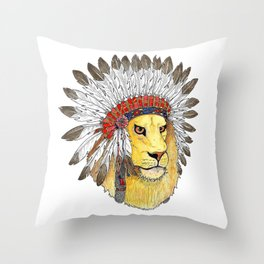 Guardian of your Dreams Throw Pillow