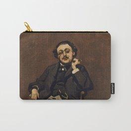 Claude Monet - Dr. Leclenché (1864) Carry-All Pouch