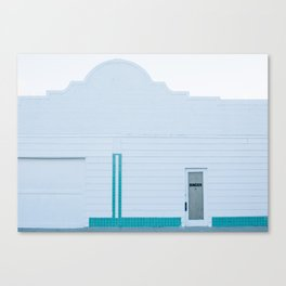 Marfa Minimalism I Canvas Print
