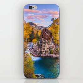 Crystal Mill iPhone Skin