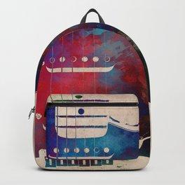 guitar art 2 Backpack