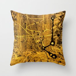 Constantine Throw Pillow