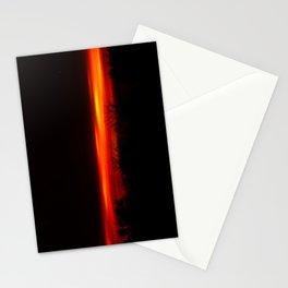 Orange Shades Stationery Cards