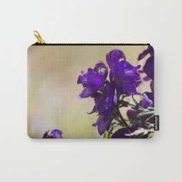 Lupin flowers on the Pyrenees Carry-All Pouch