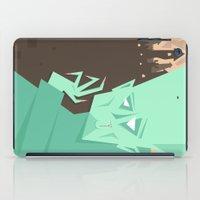 vampire iPad Cases featuring Vampire by 5wingerone