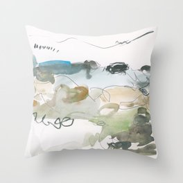 The Cove 2 Throw Pillow