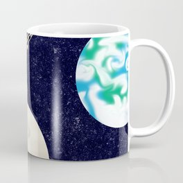 Moon Landing - Large Scale Coffee Mug