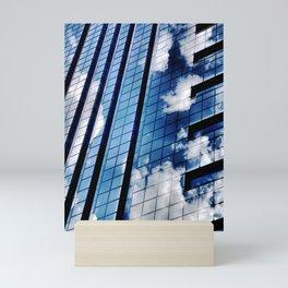 Cloud Vanity Mini Art Print