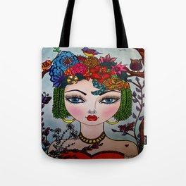 LORRAINE Tote Bag