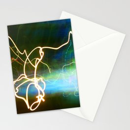 Light Painting 77 Stationery Cards