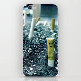 Zombie Cigarette iPhone Skin