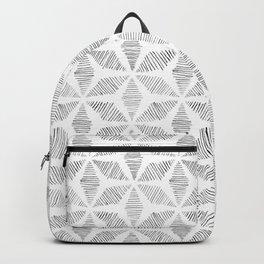 Striped Stars Backpack