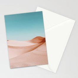 Desert Dunes Stationery Cards