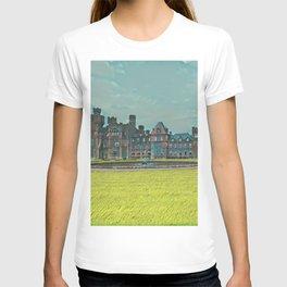Irish Castle T-shirt