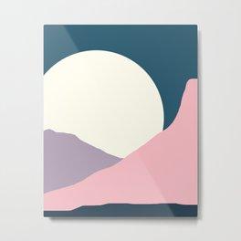 Vision in colors Metal Print