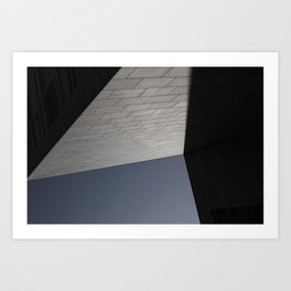 Architecural Shades Art Print