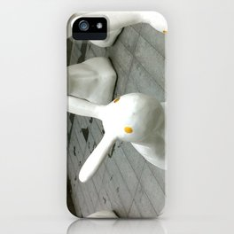 It's Always the Quiet Ones iPhone Case