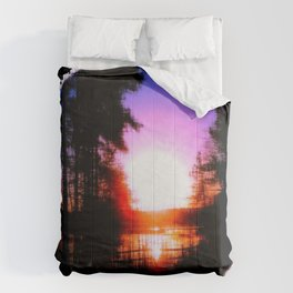 Easter Dawning Comforters