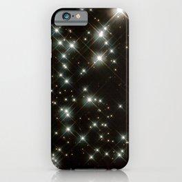 Hubble Space Telescope - Globular Cluster Messier 4 iPhone Case