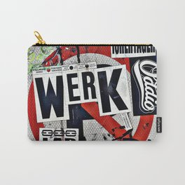WERK Carry-All Pouch