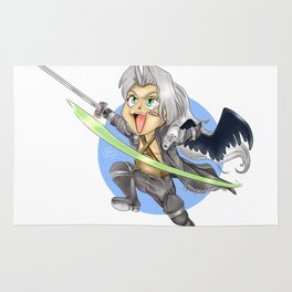 Sephiroth  Rug