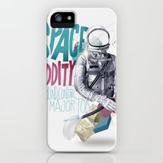 SPACE ODDITY iPhone SE Slim Case