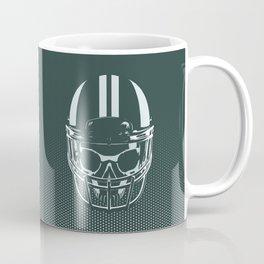 Final Touchdown - FADED CERULEAN Coffee Mug