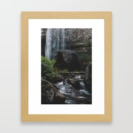 Hemlock Framed Art Print