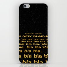 Episode XXVII - A New Blabla iPhone & iPod Skin