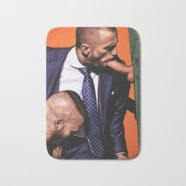 Days of Glory Bath Mat