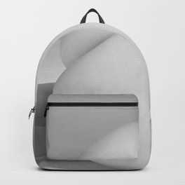 Sexy nude woman back Backpack