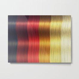 Hair care and coloring Metal Print