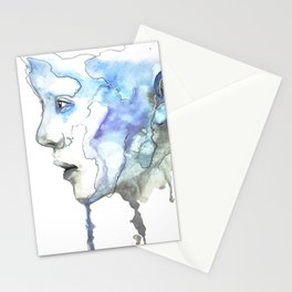 Luhan - Watercolour Series  Stationery Cards