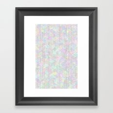 Panelscape - #9 society6 custom generation Framed Art Print