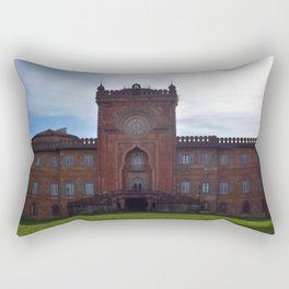 Sammezzano Castle Rectangular Pillow