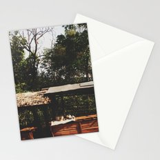 Tribal Villager's Stall Stationery Cards