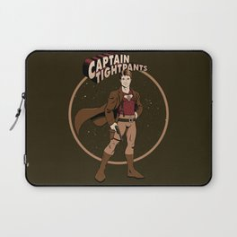 Captain Tightpants Laptop Sleeve
