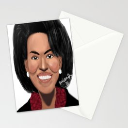 """First Lady """"MO"""" Stationery Cards"""