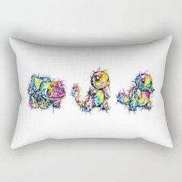 The First Generation Rectangular Pillow