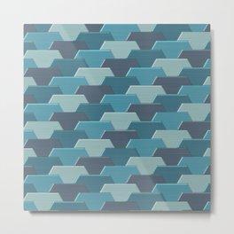 Geometrix 126 Metal Print