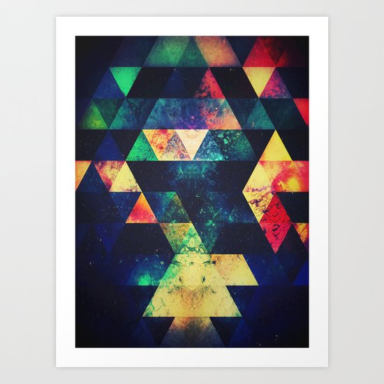 myssblww Art Print