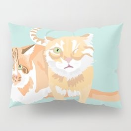 Willie and Ollie Pillow Sham