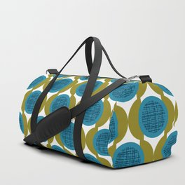 Rosenthal Green Duffle Bag
