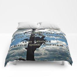 Support your Lineman Comforters