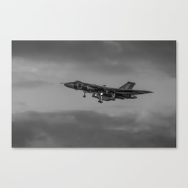 Avro Vulcan XH558 Bomber Canvas Print