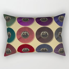 Recordalings 1 Rectangular Pillow