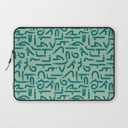 Asanas Laptop Sleeve