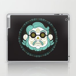 GUILLERMO DEL TORO - DIA DE MUERTOS TRIBUTE Laptop & iPad Skin