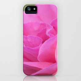 Lovely Pink iPhone Case