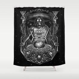 Winya No. 104 Shower Curtain